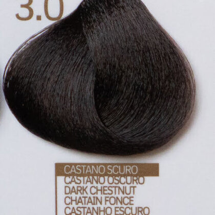 3.0 DARK CHESTNUT БОЯ ЗА КОСА DESIGN LOOK 100 ML