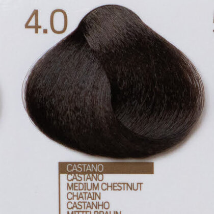 4.0 MEDIUM CHESTNUT БОЯ ЗА КОСА DESIGN LOOK 100 ML