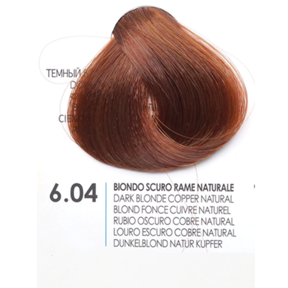 БОЯ ЗА КОСА FANOLA NATURAL COPPER 6.04