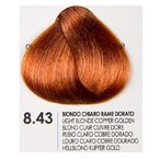 БОЯ ЗА КОСА FANOLA COPPER GOLDEN 8.43
