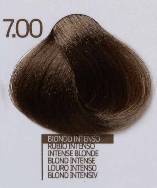7.00 INTENSE BLONDE БОЯ ЗА КОСА DESIGN LOOK 100 ML