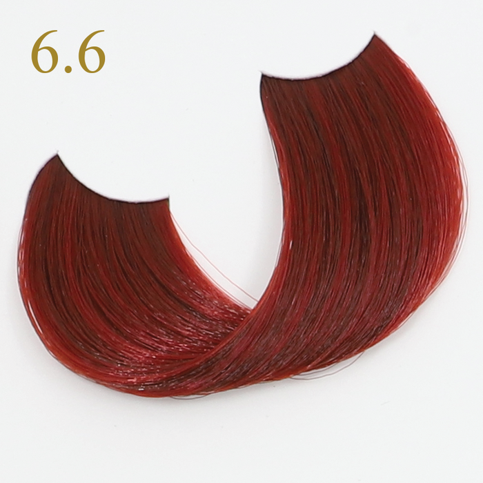 6.6 DARK BLONDE RED БОЯ ЗА КОСА ORO THERAPY 100 МЛ