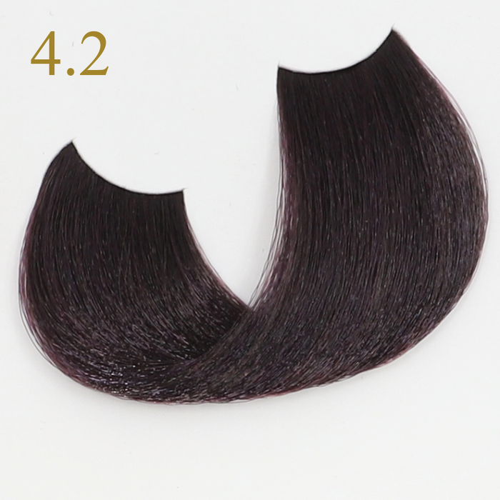 4.2 MEDIUM CHESTNUT VIOLET БОЯ ЗА КОСА ORO THERAPY 100 МЛ