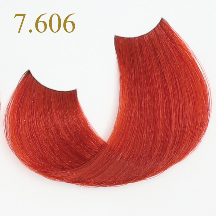 7.606 BLONDE WARM RED БОЯ ЗА КОСА ORO THERAPY 100 МЛ