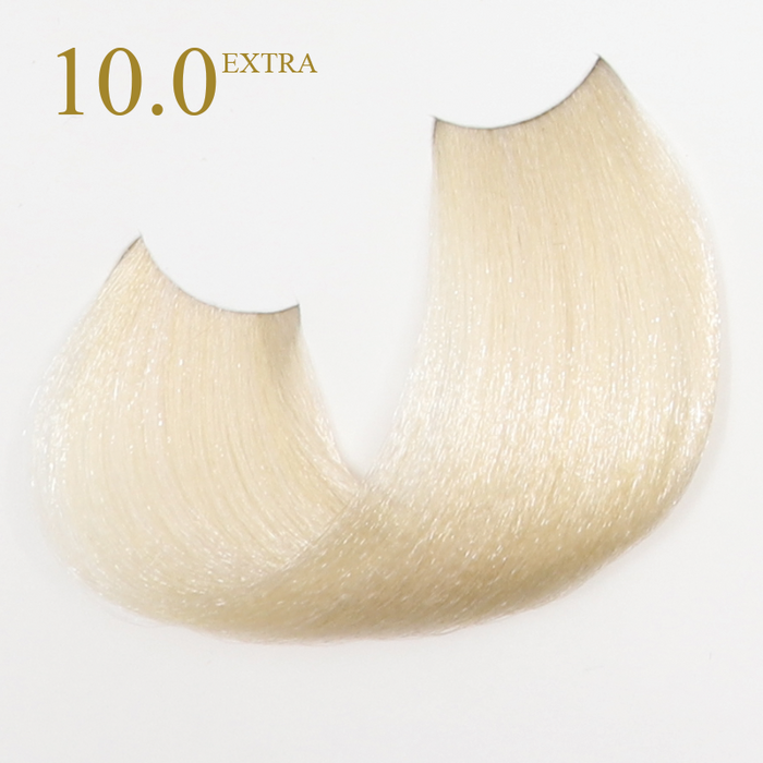 10.0 BLONDE PLATINUM EXTRA БОЯ ЗА КОСА ORO THERAPY 100 МЛ