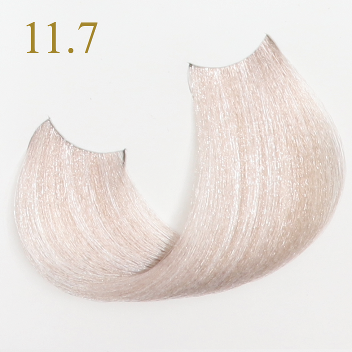 11.7 S.LIGHT BLONDE PLATINUM IRIS БОЯ ЗА КОСА ORO THERAPY 100 МЛ